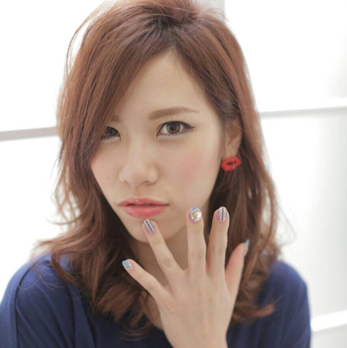 秋のカラー+イメチェンカット+ミストTr  ¥5980