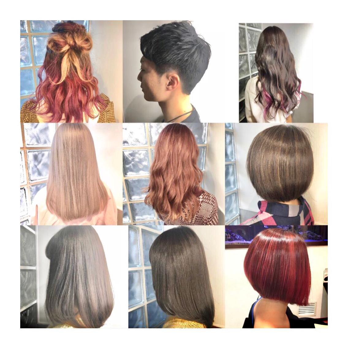⭐三鷹駅徒歩1分予約まだ空いてます⭐ナチュラル縮毛にホリスティックカラーにオーガニックカラーにaujua!髪によいものが揃っています。イメージチェンジもお任せ下さい!