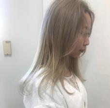 HAIR&MAKELAMP所属の厚地里奈