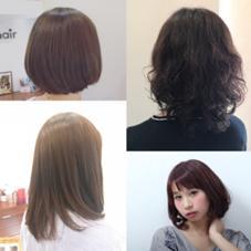 just hair CiNQ所属の湯浅悠花