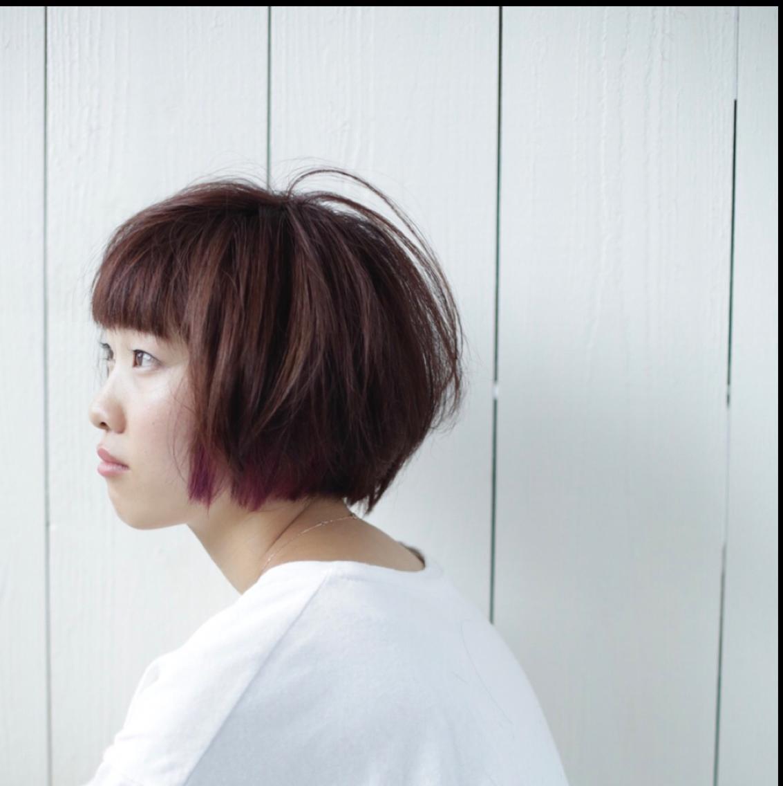 【minimo平日限定】25~50代女性 カットorヘアカラーモデル募集します!!
