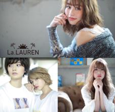 La.LAUREN所属のHair salonLaLAUREN