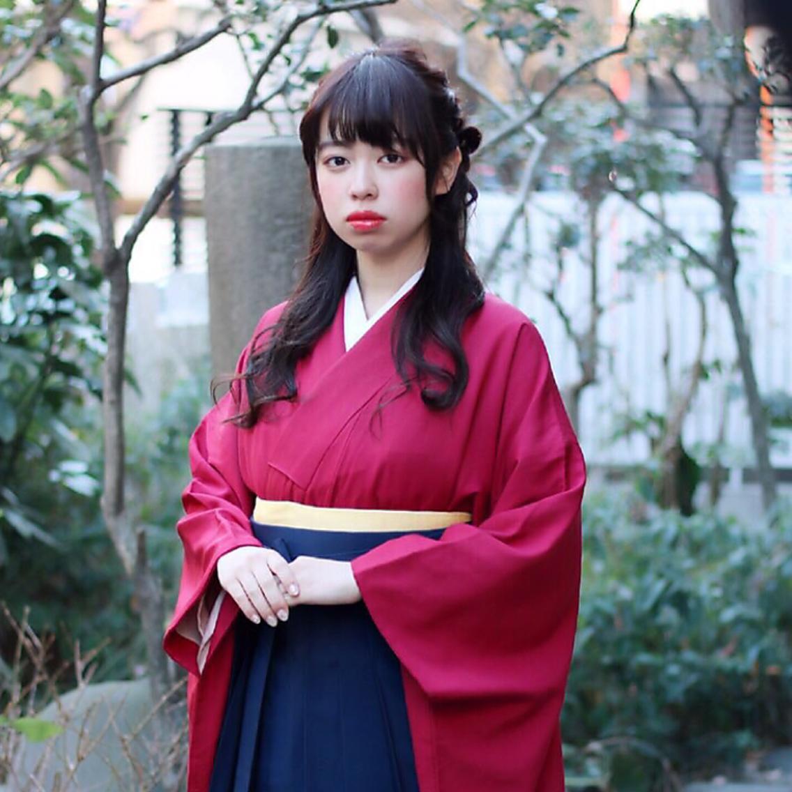 【御茶ノ水 九段下駅近く】卒業式ヘアセット+着付け20%オフで受付中!!