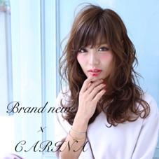 【東生駒駅徒歩3分】hair&make brand new ⭐️eyelash&eyebrow CARINA ミニモ限定クーポン☆★☆★