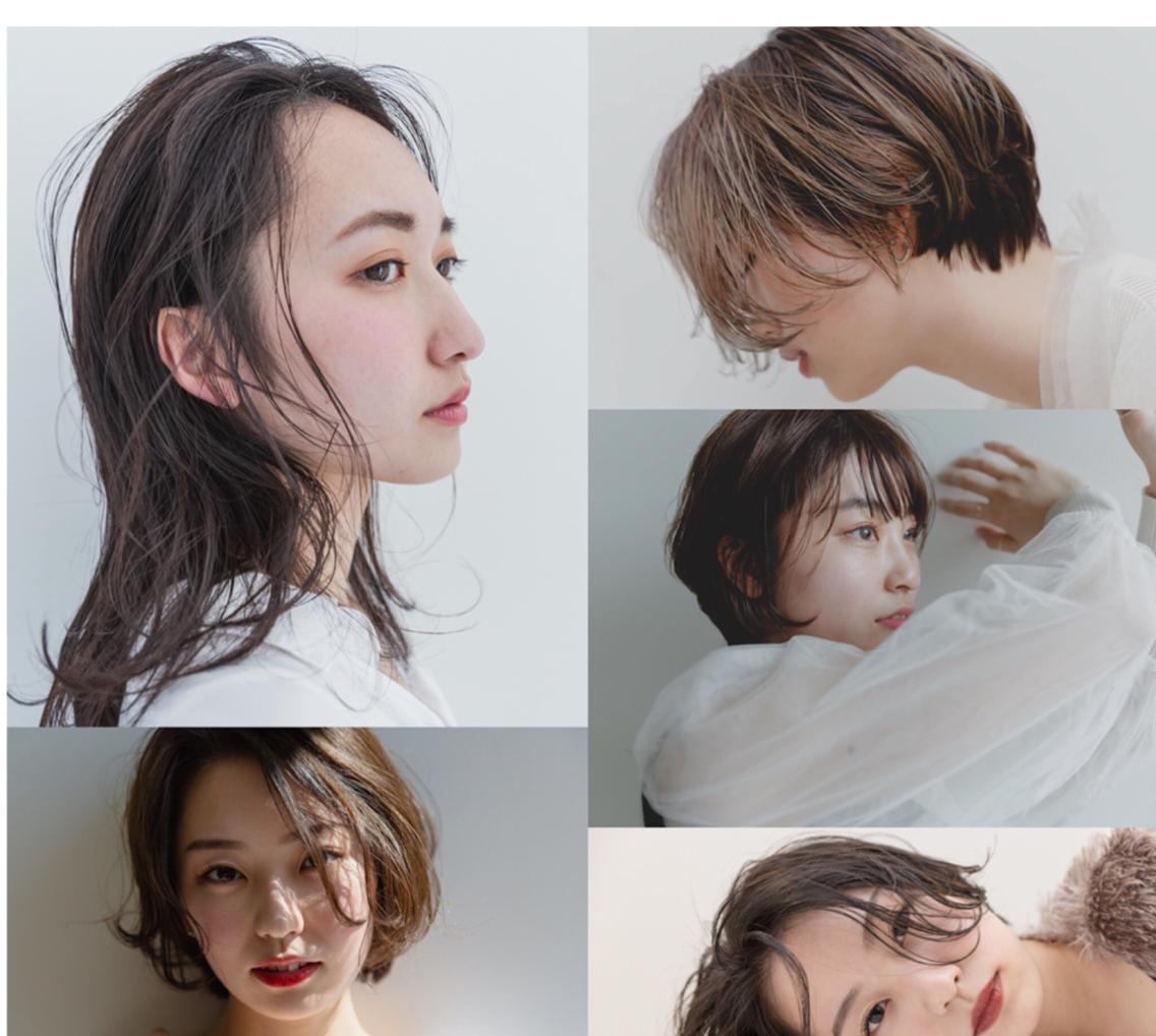 【神戸・三ノ宮・元町】撮影モデルさん募集★                                                        カット、カラー《無料》