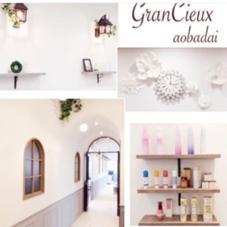 Gran  Cieux所属の加藤未来