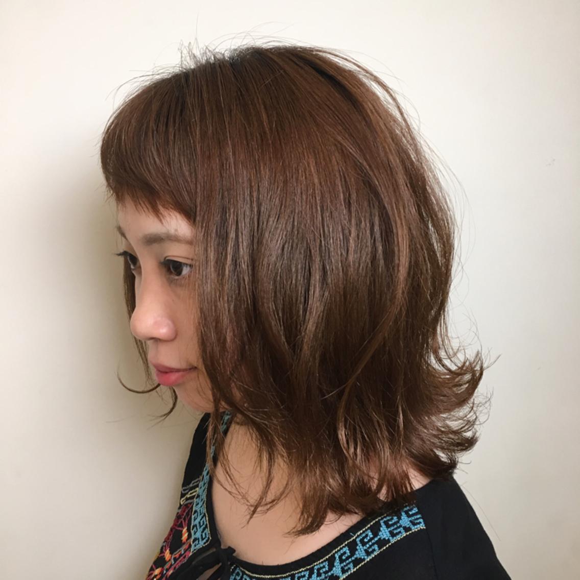 4/25朝ボブカットモデル募集中!