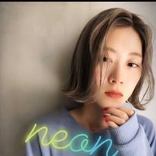 Neon byNewton所属の堀口舞