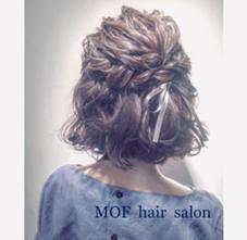 MOF   HAIR  SALON所属の愛美