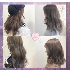 yehatov  hair所属の松山実穂