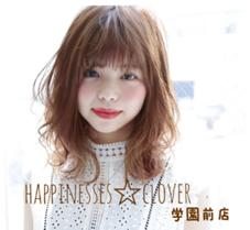 happinessclover学園前店所属の西森めぐみ