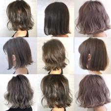 STYLE hair所属のスタイル相模大野