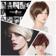 mod's  hair所属のJtakuma