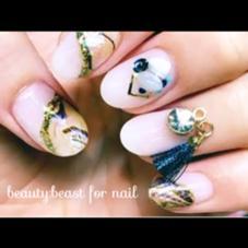 beauty beast for nail所属の西田奈々美