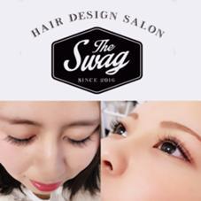 Hair design salon SWAG所属の山口千怜