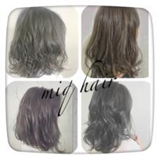 hair&make   miq駒込所属のフジサキマイ