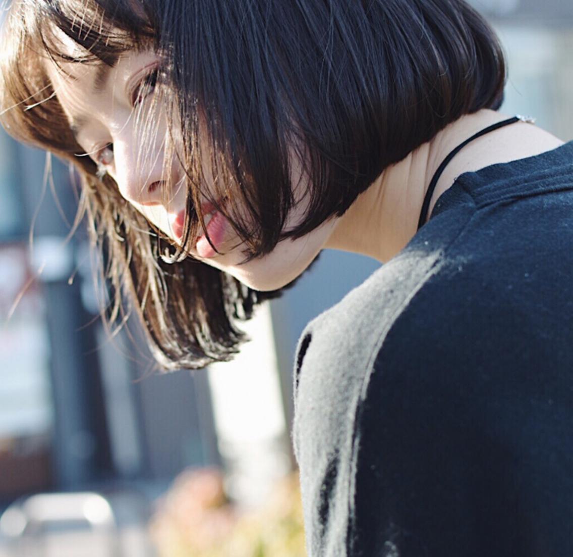 《京都市役所前》ANNABELで透明感ある柔らかいスタイルに◎