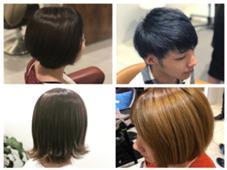 hair&make EARTH長崎時津店所属のひがしさゆり