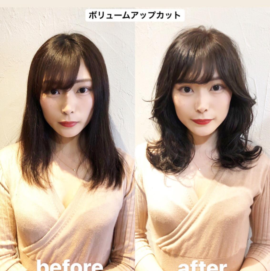 髪質改善メニューをミニモでも解禁します⭐️これは本当にすごいです。髪質改善カラーで髪の広がりにさよならしましょう❤️髪に艶があると心も潤う❤️