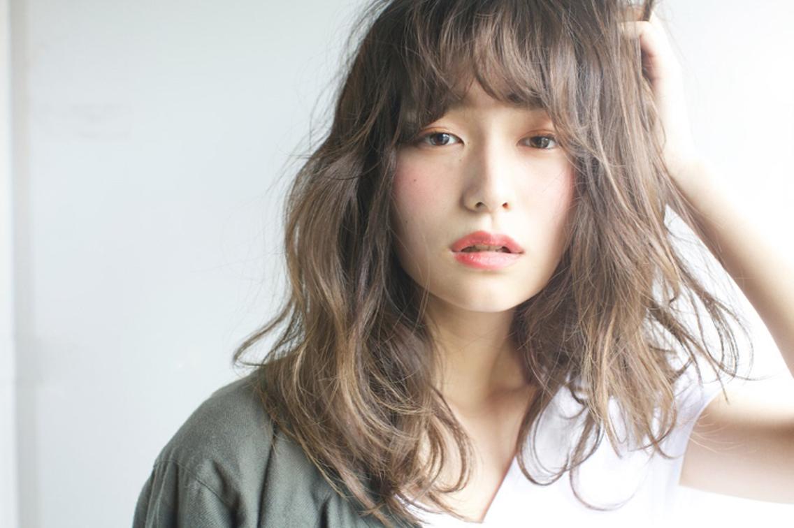 【無料カット】【メンズOK‼️】【東京ミッドタウン内高級サロン✨】