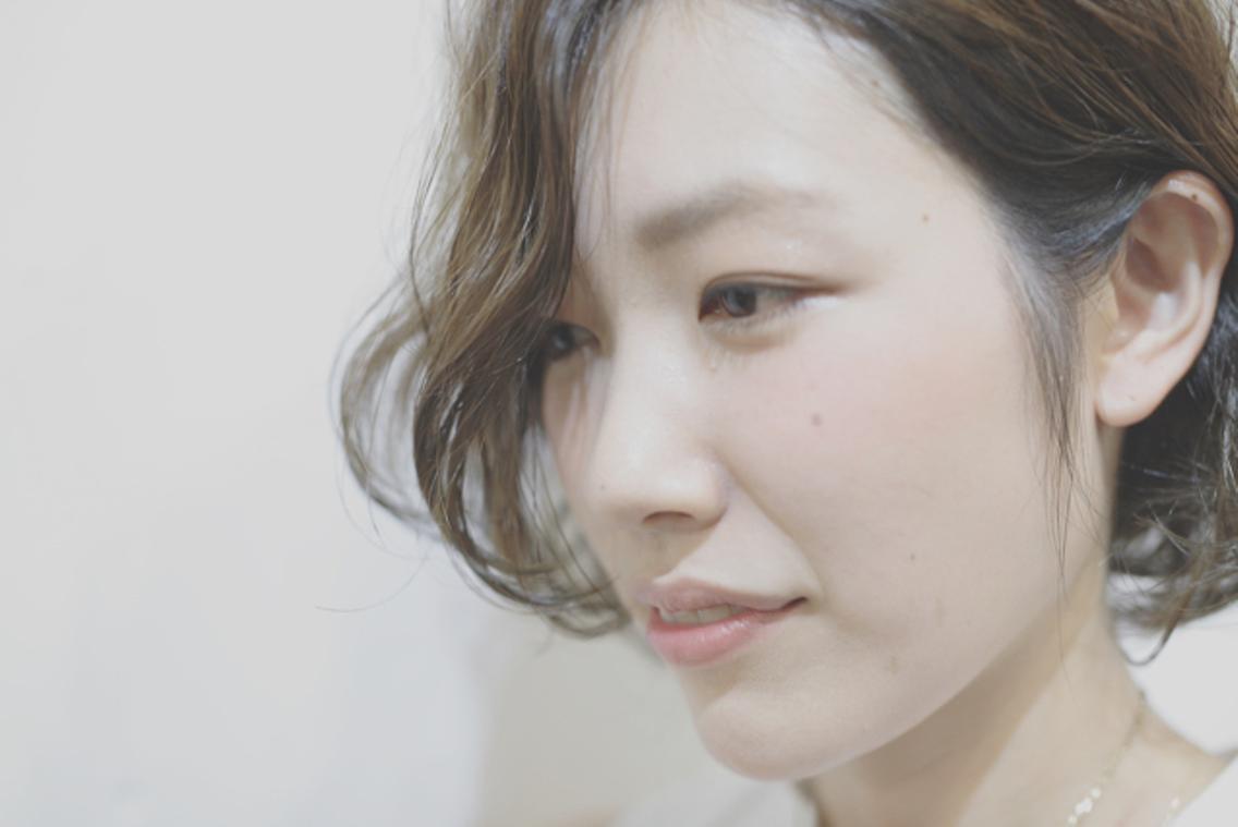 撮影モデル募集(ショート〜ボブスタイル)(メンズ)