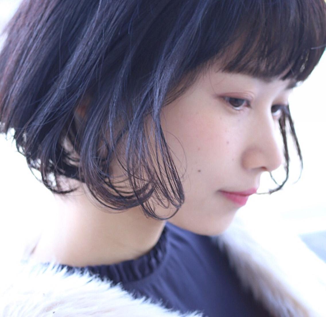 無料カットモデル募集♡女性ショートカットモデル木曜日、日曜日限定19時~