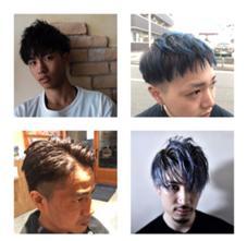 Hamonis hair所属の今野諒
