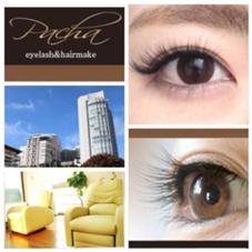 eyelash salon   Pacha所属のアイラッシュサロンパシャ