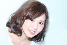 hair&make  j-genic所属の沼本舞桜