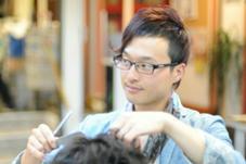 Hair Salon Kaming所属の中村真也