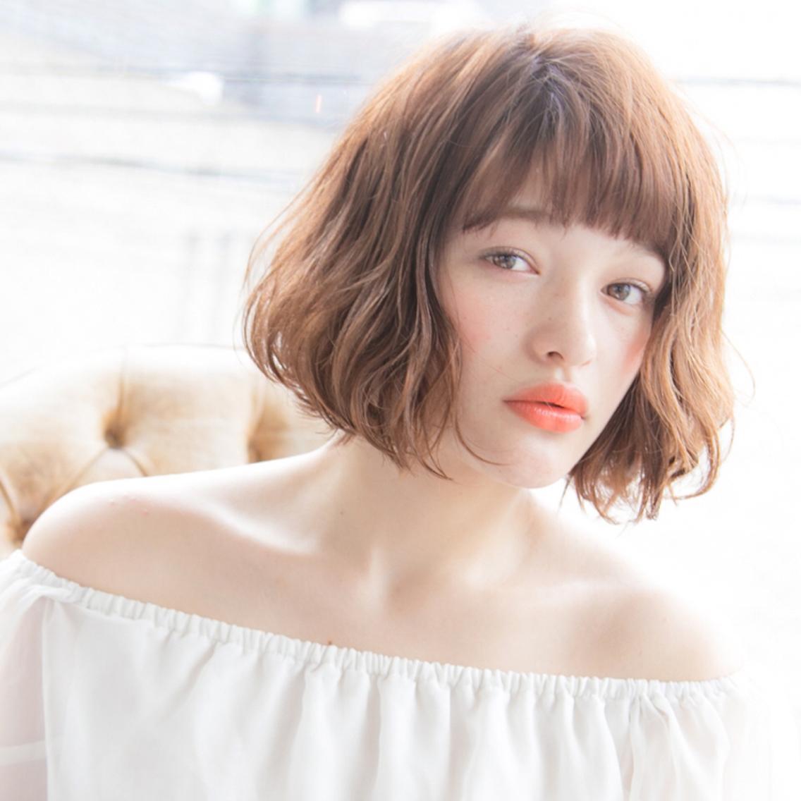 表参道♡カット*カラー*パーマモデルさん募集!