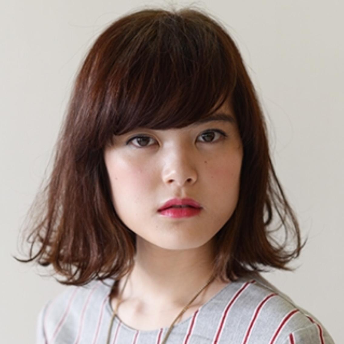 原宿サロン❗️カラー持ちもよくツルツルトリートメントメント付きカラーリングモデル募集¥7500→¥3500