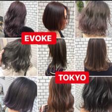 EVOKE TOKYO所属の毛髪診断士稲津隆