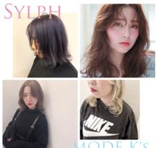 MODE  K's Sylph 心斎橋店所属のヨシモトカンジ