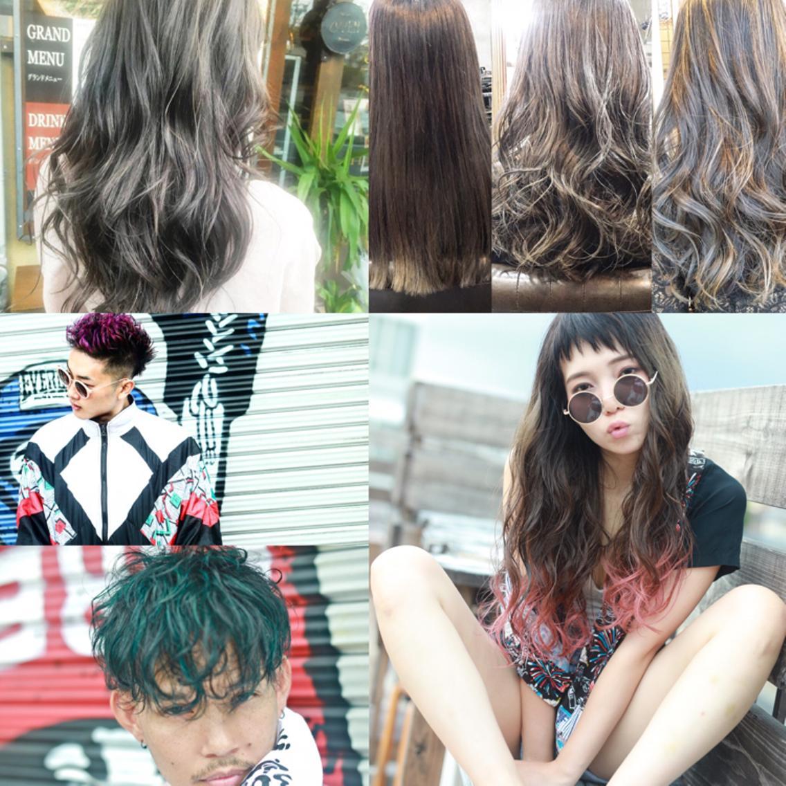 近鉄奈良駅から5分☻オススメは外国人風カラーと髪質改善メニュー。撮影モデルも同時募集!