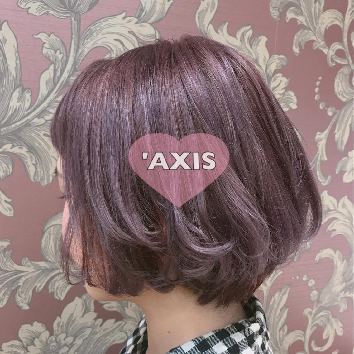 "《❣️""AXIS / top stylist❣️》無料✨ショートカット✨スキルアップモデル募集中◎"