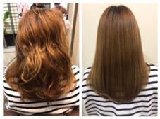 hair&spa an  contour所属の鈴木輝