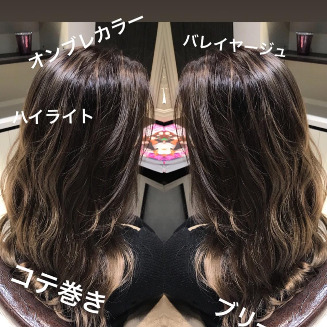 カットモデル0円!!カラー、パーマ、縮毛矯正も限定価格です✨