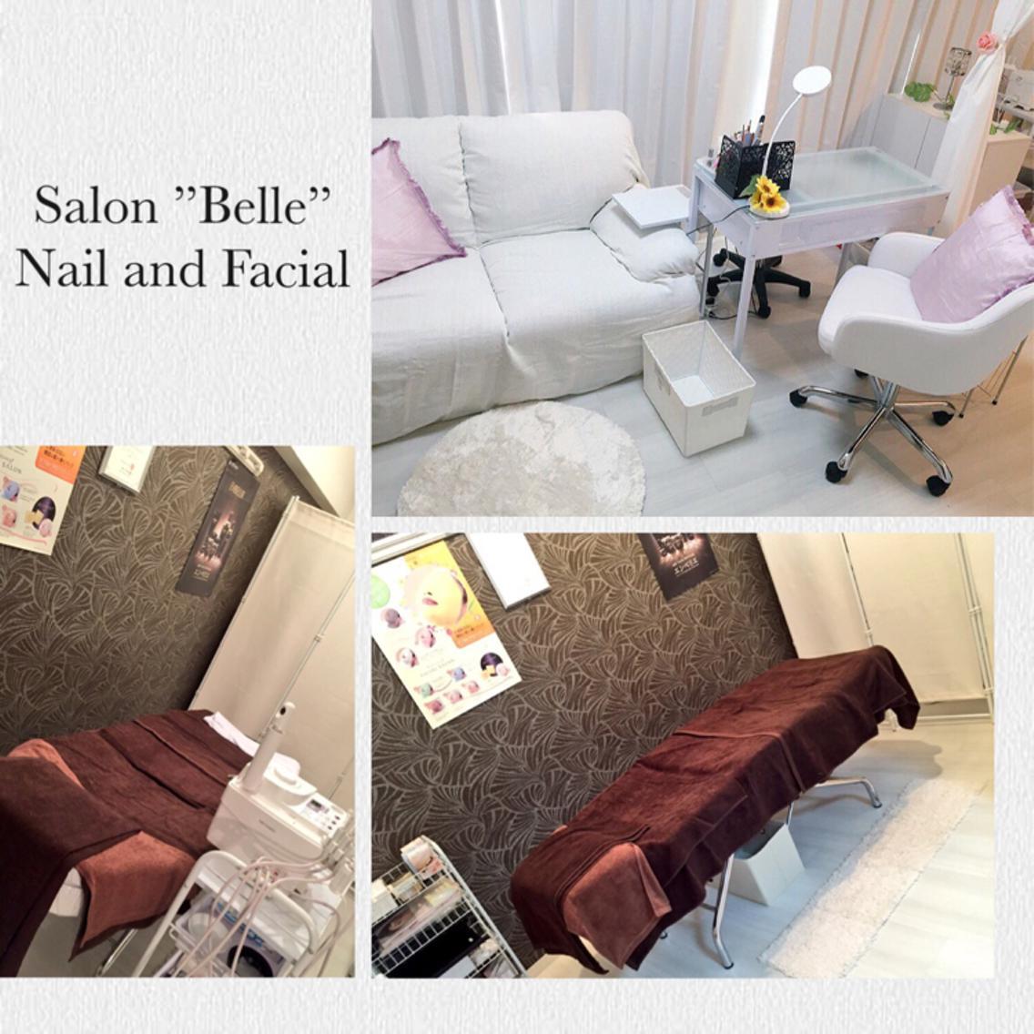 """- Salon """"Belle"""" -ネイル&フェイシャルエステ プライベートサロン♡"""