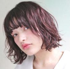 hair&make earth武蔵小山所属の永井紫優
