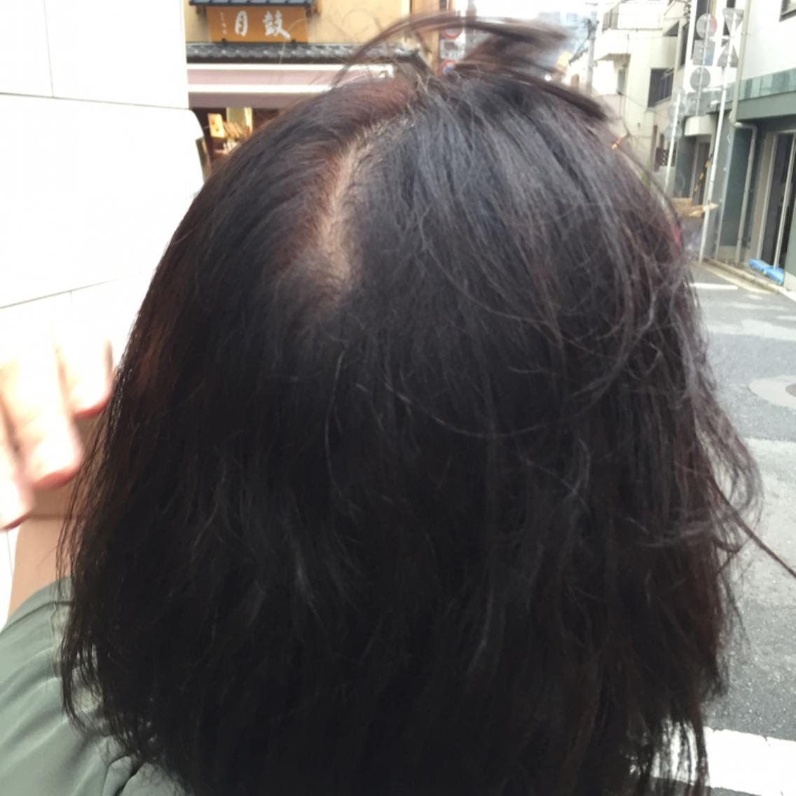 急募カラーモデル神楽坂白髪染め