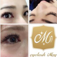 eyelash  May所属のeyelashMay