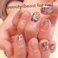 beauty:beast for nail & eyelash所属の的場晶子