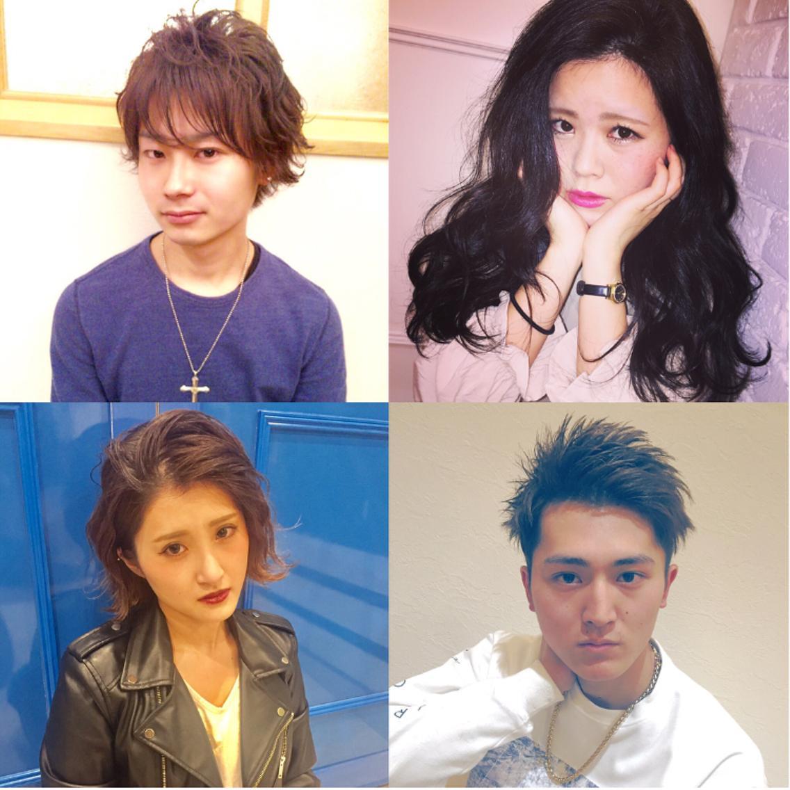 若手スタイリスト多数の広島市安佐南区緑井の人気サロン☺︎♪