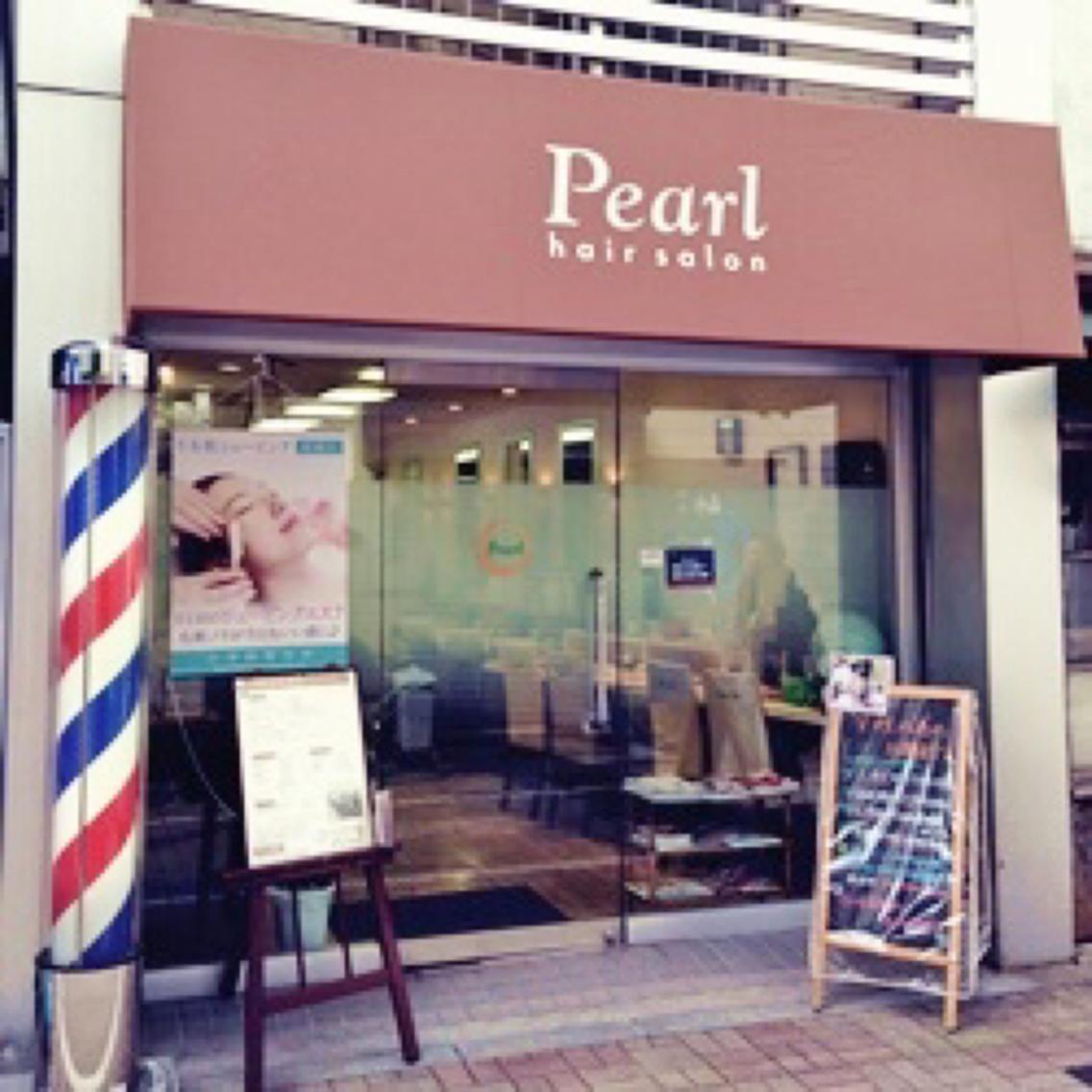 Hair Salon Pearl メンズパーマモデル、レディースカットモデル募集!