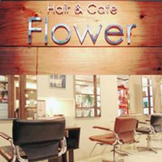 Hair & Cafe Flower所属の安部大佑