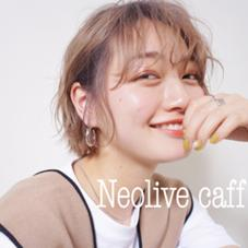 neolive  caff所属の塩澤優