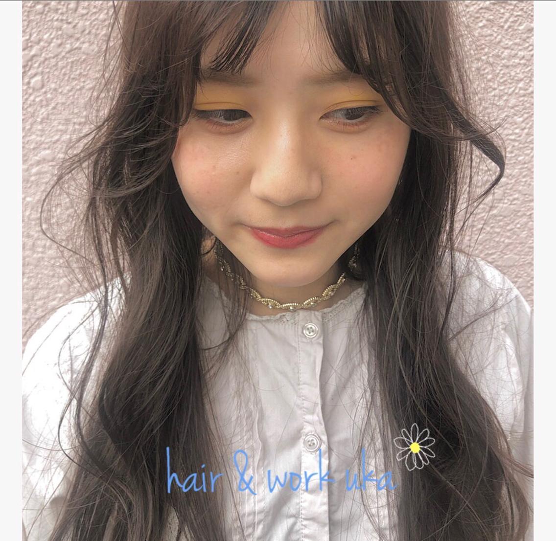 春をさきどり ♡ ♡ ♡ 透明感たっぷりカラーはお任せください ☺︎
