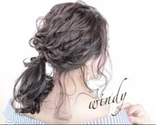 Hair & Make Windy所属の❤︎shizuka❤︎