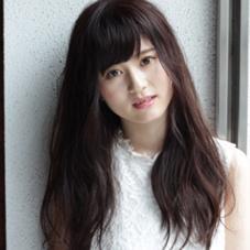 hair circle geep  千舟町店所属の三谷茜